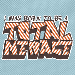 To Be A Total Menace Born - Kinder Rucksack