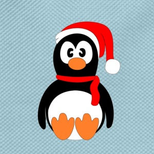 Christmas Penguin - Kids' Backpack