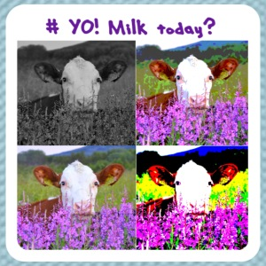 # Yo! Milk Today? - Sac à dos Enfant