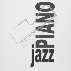 Jazz Piano - Beer Mug