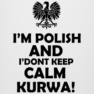 keep calm - Kufel do piwa
