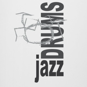 Jazz Drums - Beer Mug