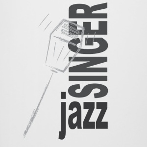 Jazz Singer - Beer Mug