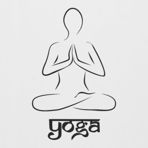 Yoga and meditation - Beer Mug
