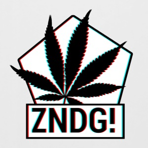Ignition! ZNDG! cannabis leaf - Beer Mug