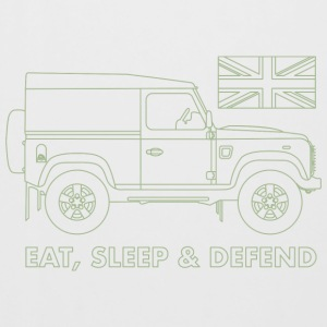 Eat, Sleep & Defend - Bierpul