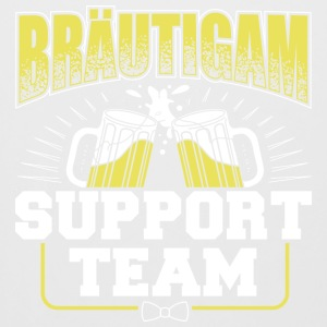 Brudgummen Support Team - Ölkrus