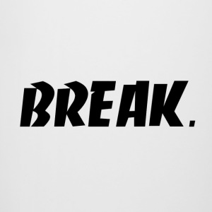BREAK noir - Chope