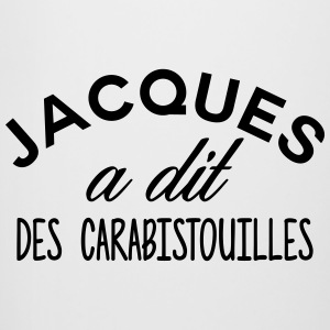 Jacques said CARABISTOUILLES - Beer Mug