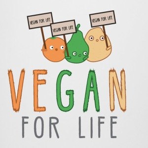 Vegan for life - Beer Mug