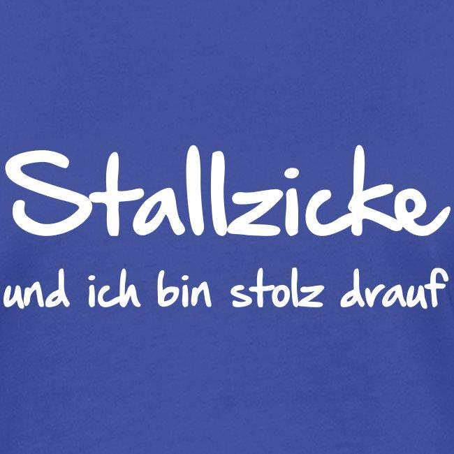 Vorschau: Stallzicke - Frauen Kontrast-T-Shirt