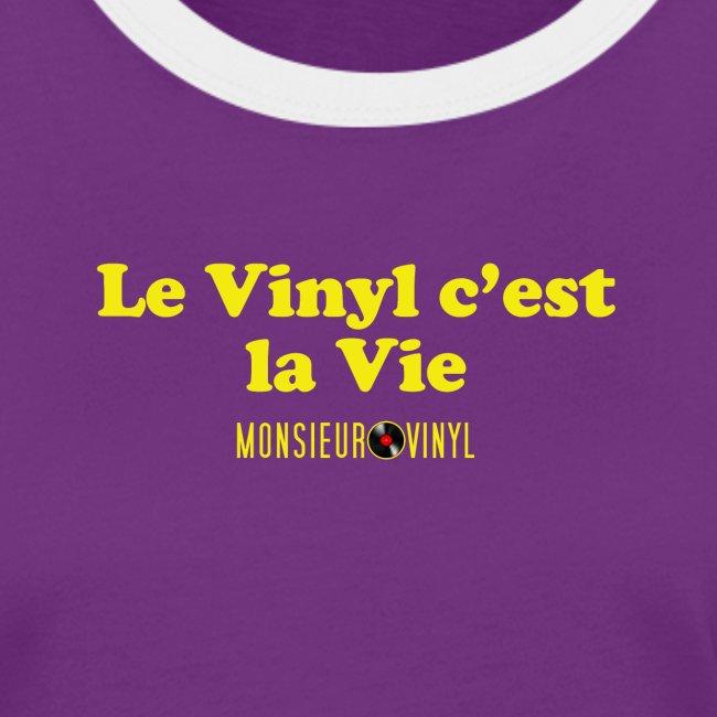"""Collection """"Le Vinyl c'est la Vie"""""""