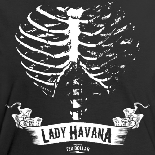 Lady-Havana-ok - T-shirt contrasté Femme