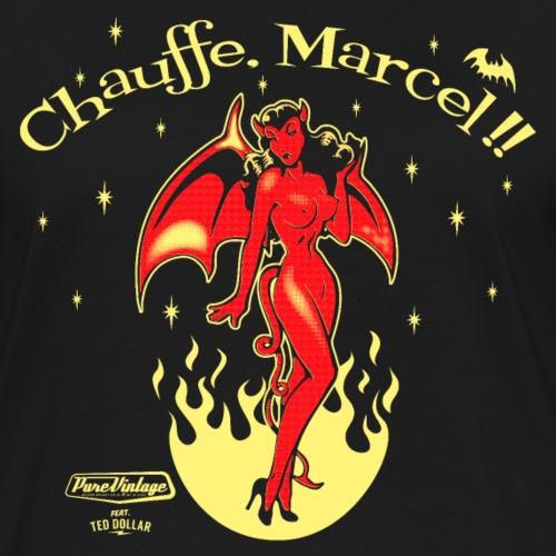 Chauffe Marcel - T-shirt contrasté Femme