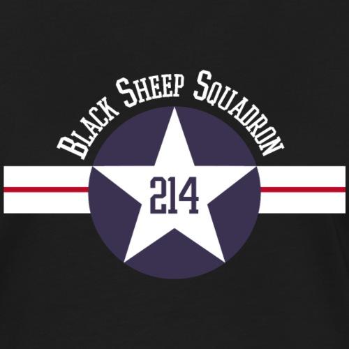 WMF 214 squadron - T-shirt contrasté Femme