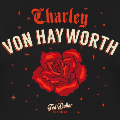 Charley Von Hayworth - T-shirt contrasté Femme