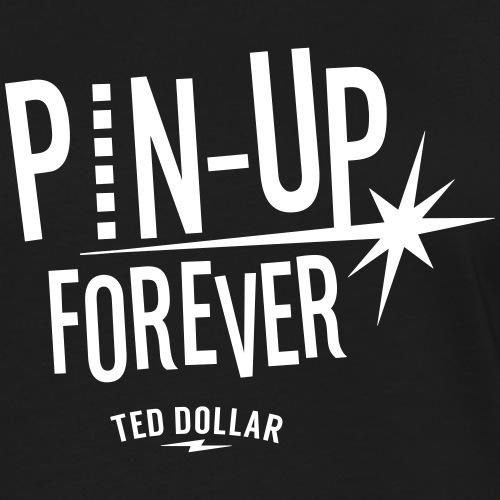 Pin-Up forever - T-shirt contrasté Femme