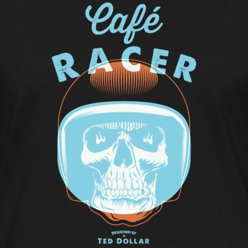 Café Racer - T-shirt contrasté Femme
