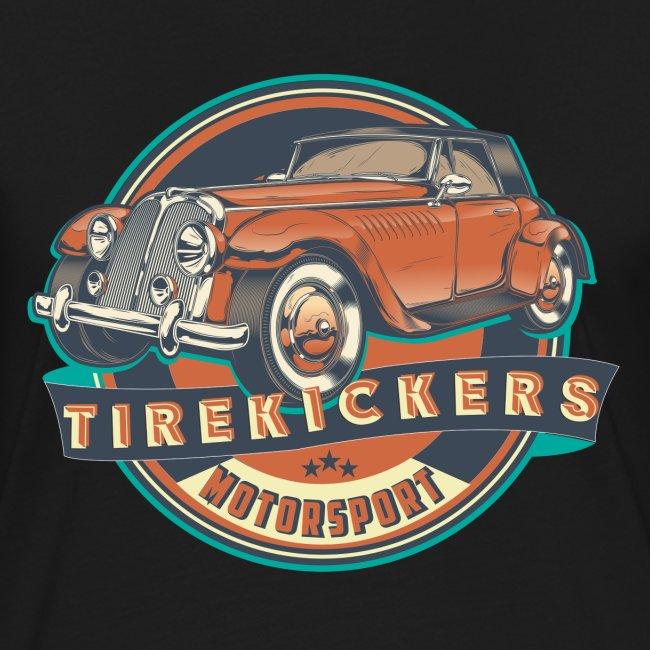 TIREKICKERS - V8 -Hotrod