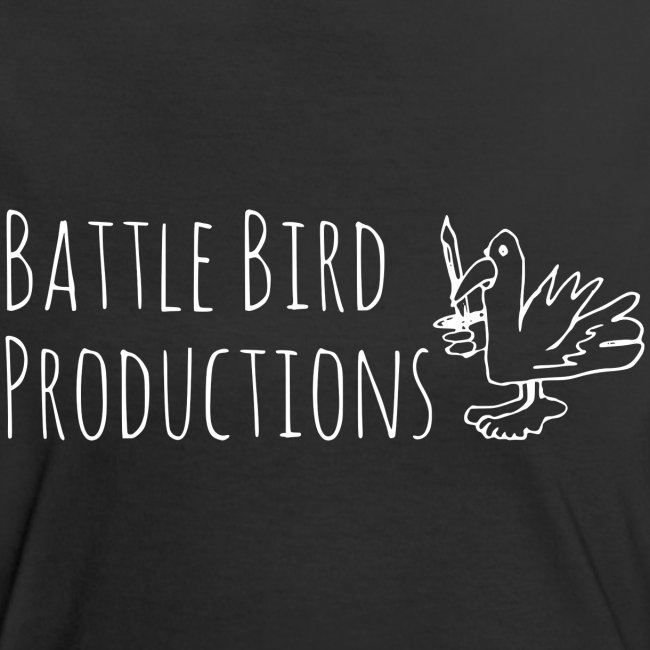Battle Bird Logo (white)
