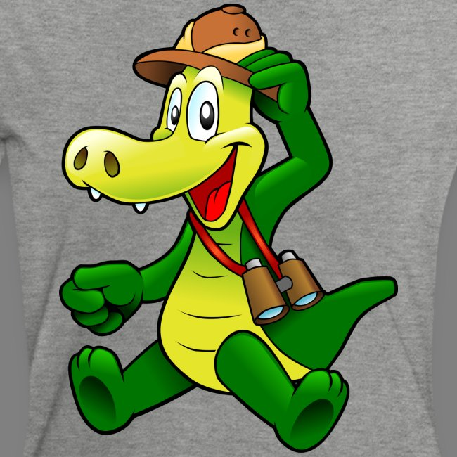 Cartoon Krokodil