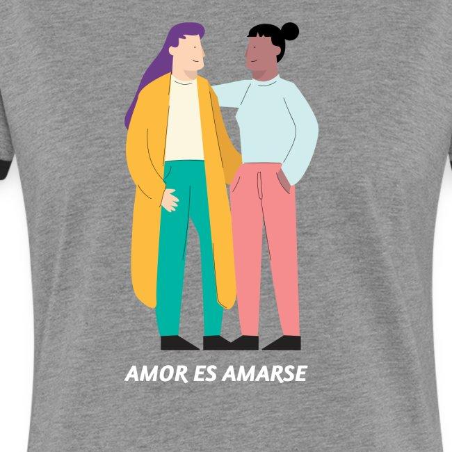 Amor es Amarse | Orgullo Lesbi | LGBTI