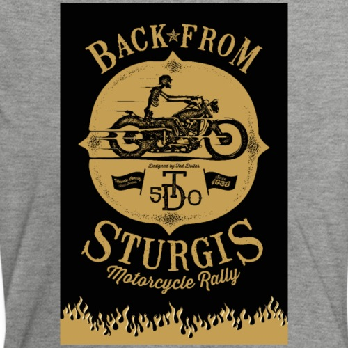 Back from Sturgis - T-shirt contrasté Femme