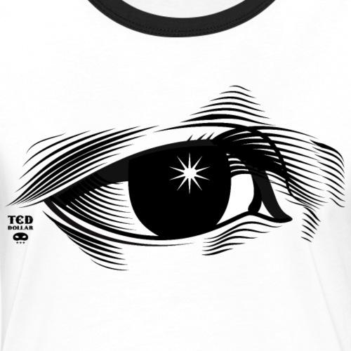 Big brother - T-shirt contrasté Femme