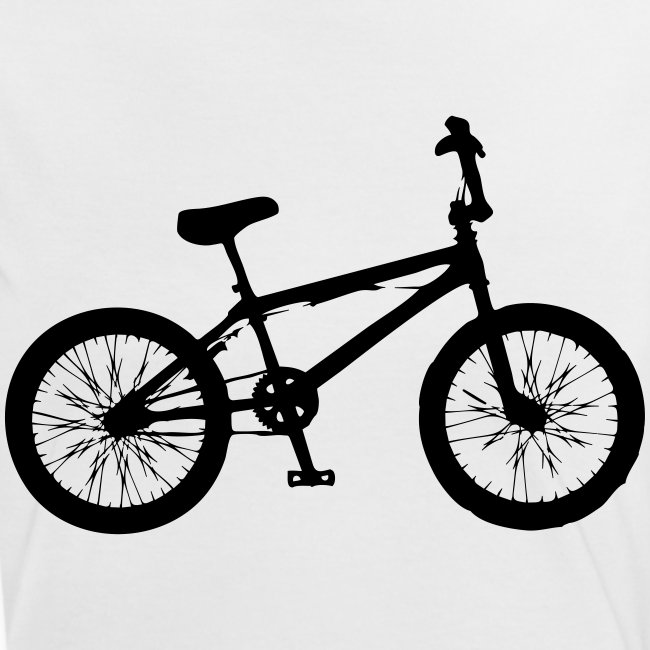Cool BMX stunt bike design