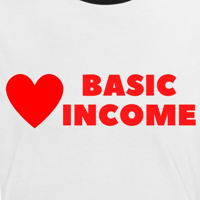 basic income red trans