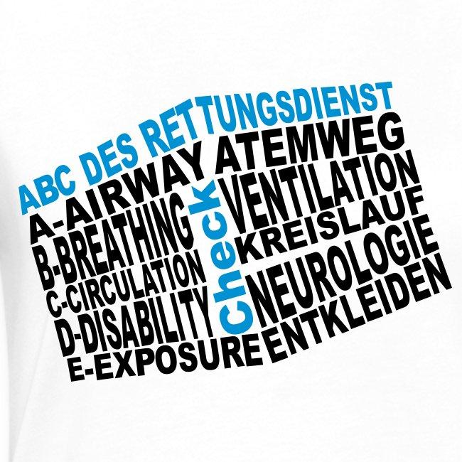 Rettungsdienst ABC