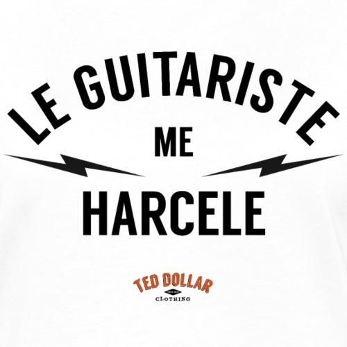 Le guitariste me harcèle - T-shirt contrasté Femme