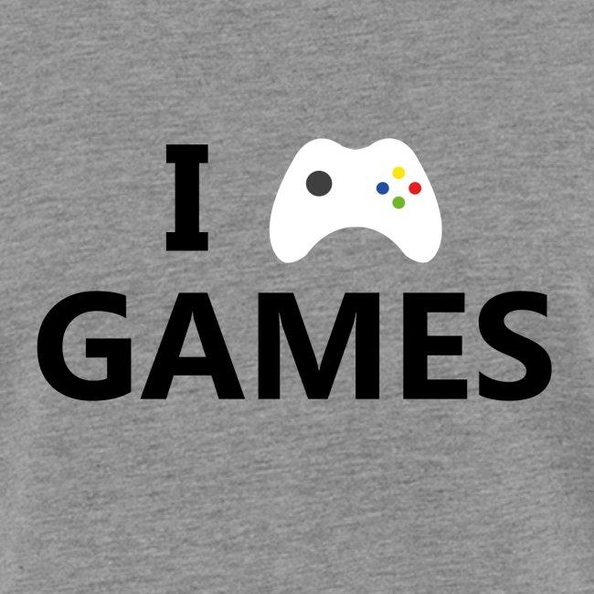 I Love Games