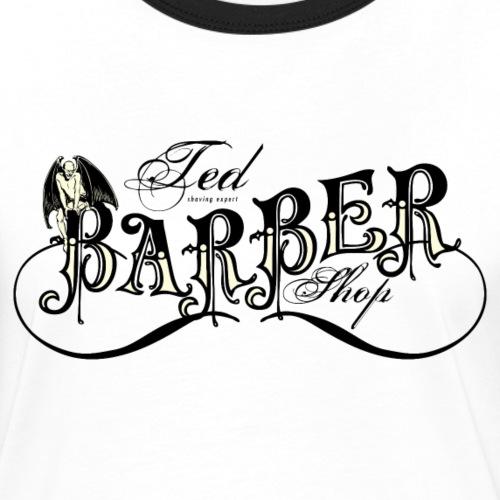 ted shop - T-shirt contrasté Femme