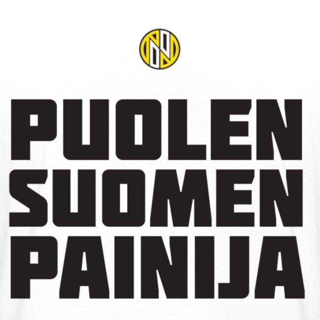 Puolen Suomen Painija