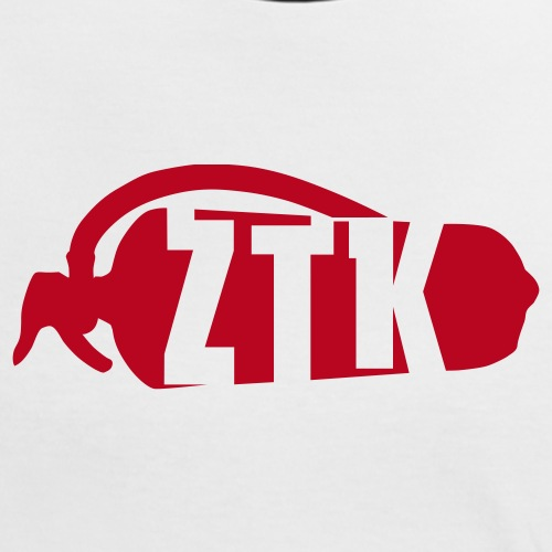 ZTK Extinguisher - Women's Ringer T-Shirt