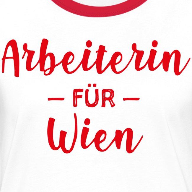 Arbeiterin für Wien