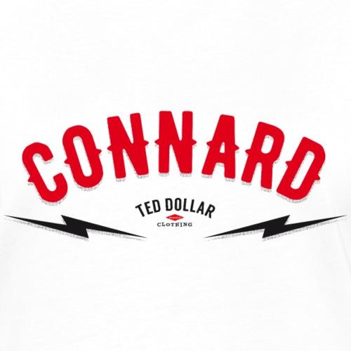Connard - T-shirt contrasté Femme