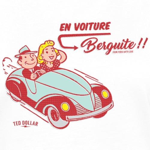 En voiture Berguite - T-shirt contrasté Femme