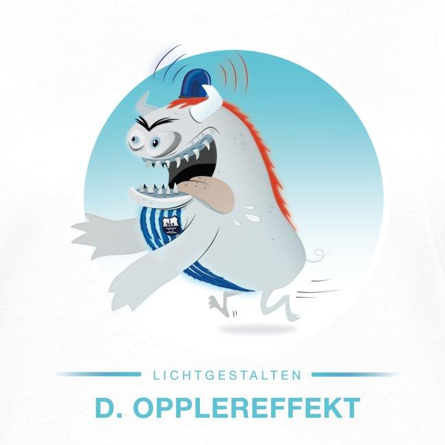 D. Opplereffekt