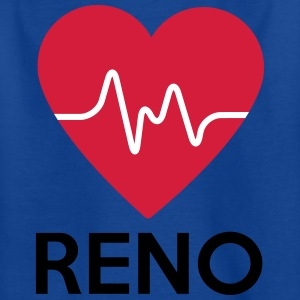 heart Reno - Kids' T-Shirt