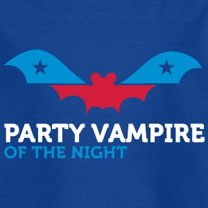 Political Party Animals: Vampire - Kids' T-Shirt