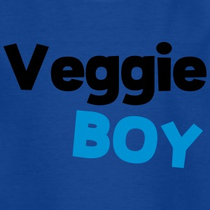 Veggie_Boy - Kids' T-Shirt
