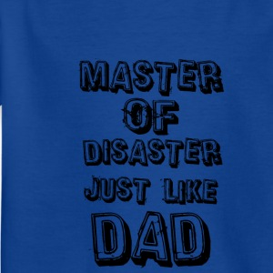 masterdad - Kids' T-Shirt