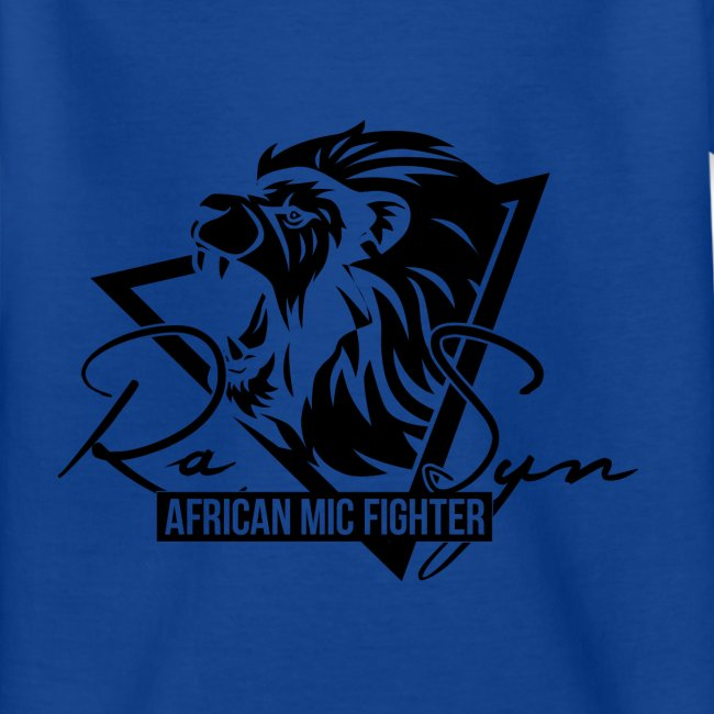 The african mic fighter black