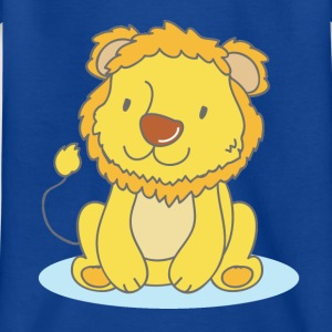 Lila The Lion - T-skjorte for barn