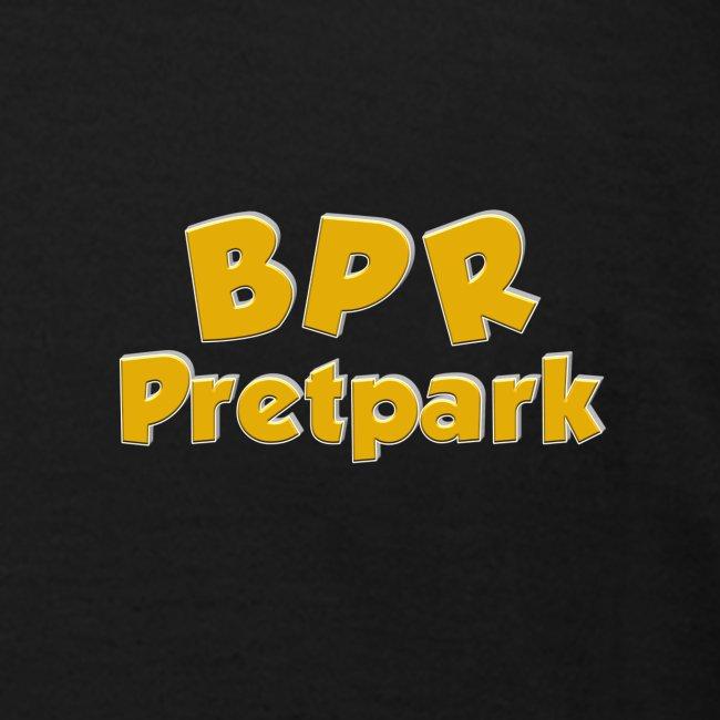BPR Pretpark borstlogo