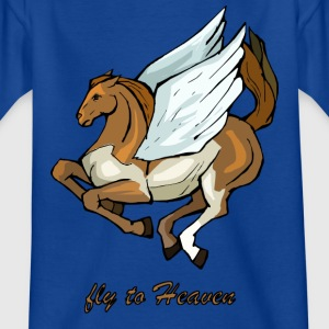 Pegasus - Kinder T-Shirt