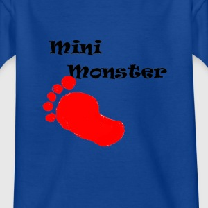 mini monster - T-shirt barn