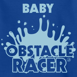 Baby Obstacle Racer - Kinderen T-shirt